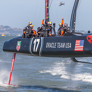 America's Cup UHL